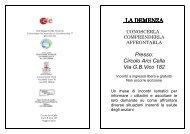 Volantino Demenza.pdf - Comune di Reggio Emilia