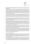 Jahresinformation 2011-2012 (pdf, 203KB) - Medizinische Fakultät ... - Seite 5