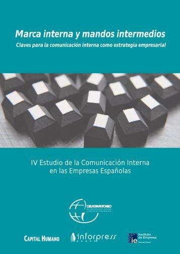 Marca interna y mandos intermedios - Observatorio de ...
