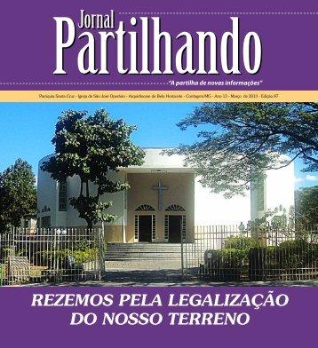 Edição 87 - Março - Paróquia Santa Cruz Contagem