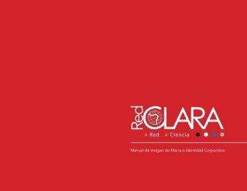 Manual de Imagen de Marca e Identidad Corporativa - Clara