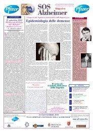 Epidemiologia delle demenze - HOME - pragmaedizioni.it