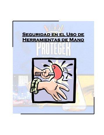 57-Seguridad en el Uso de Herramientas de Mano - Red Proteger