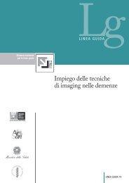 Impiego delle tecniche di imaging nelle demenze - Sistema ...
