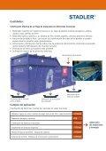 Separadores balísticos - Stadler Anlagenbau - Page 2