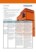 Separadores balísticos - Stadler Anlagenbau - Page 4