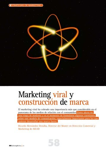 Marketing viral y construcción de marca