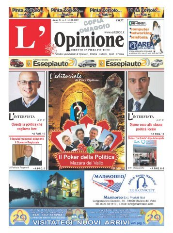 Anno XI n. 3 15-02-2009 - teleIBS