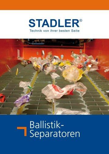 STADLER® - Stadler Anlagenbau