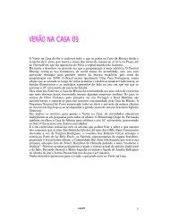 VERÃO NA CASA 09 - Universidade do Porto