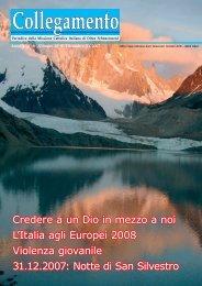 10 • 2007 - Missioni cattoliche di lingua italiana