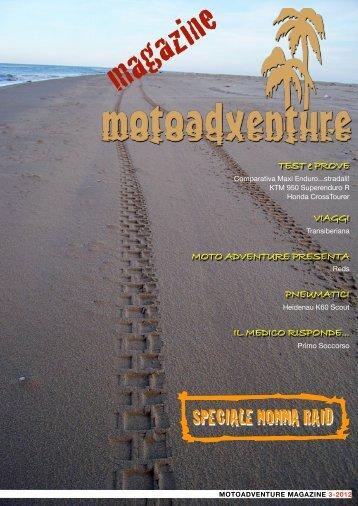 Maggio 2012 nr. 3 - Moto Adventure