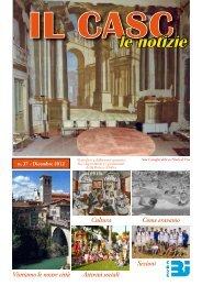 le notizie - Casc Banca d'Italia > Home