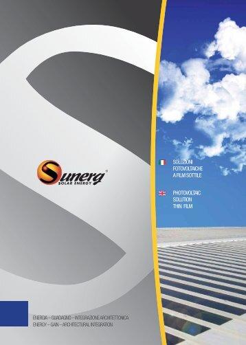 Catalogo UNI-SOLAR - Sunerg