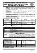 protocollo posizionamento, gestione sondino ... - Ospedale Galliera - Page 3