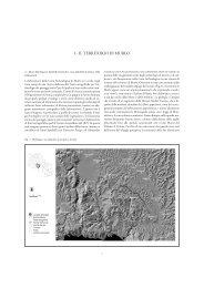 I. Il territorio di Murlo, p. 7 - BibAr