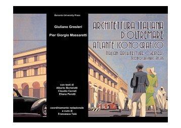 Atlante iconografico dell'Architettura d'Oltremare