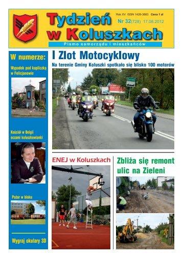 Numer 32/2012 z dnia 17.08.2012r. (3,51MB) - Koluszki