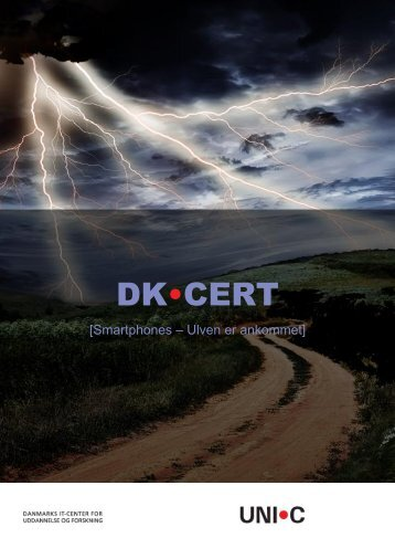 Smartphones – Ulven er ankommet - DK Cert