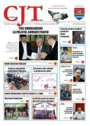 Agenda CJT an VII - nr 9-10 - Consiliul Judeţean Timiş