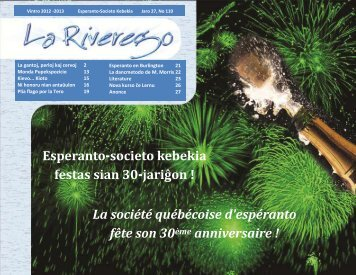 de - Société québécoise d'espéranto