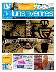Descarga a última edición do semanario DE LUNS A VENRES