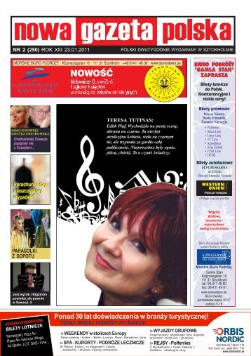 nr 2/2011 - Wydawnictwo Polonica
