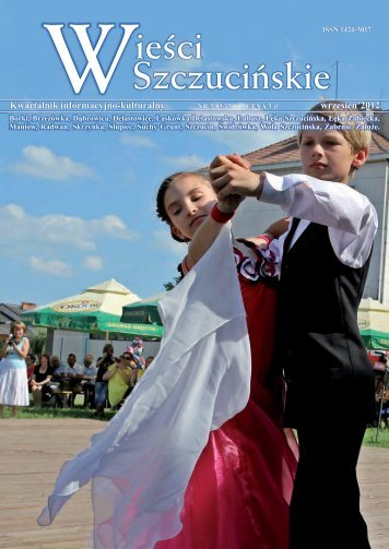 Wieści Szczucińskie Nr 3/83/2012 - sckibszczucin.pl