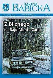 luty (pdf) - Gmina Stare Babice
