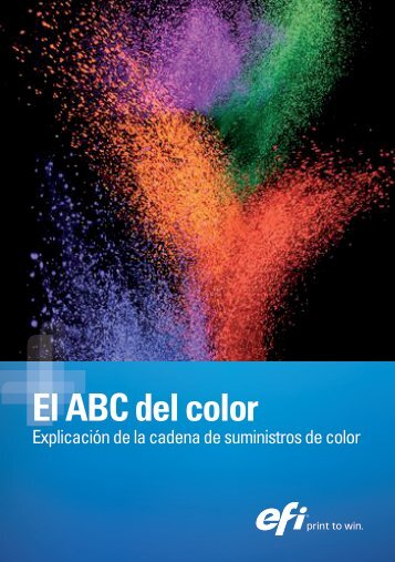 El ABC del color - EFI