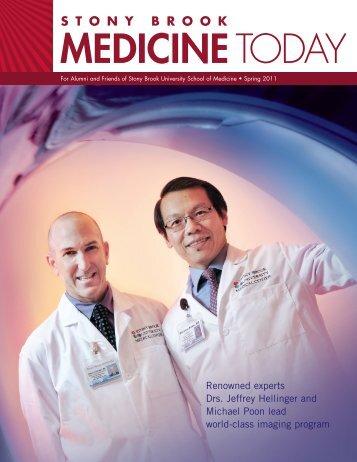 10070102H-MedicineTodayRev_Layout 1 - Stony Brook University ...