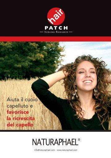 hair patch depliant - Selexion