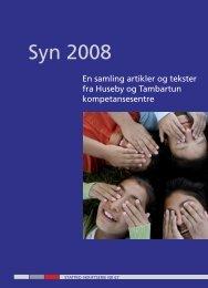 Syn 2008 - Statped