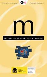 mucopolisacaridosis - guía de familias - Servicio de Información ...