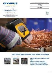 DELTA -Portable XRF for Scrap Processing and ... - Quantanalitica