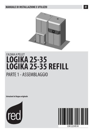 Manuale di Uso ed Installazione - Italiano - RED