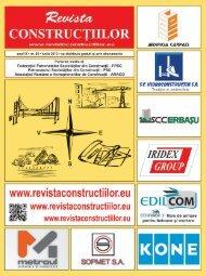 Revista Constructiilor nr. 93 – iunie 2013, pag. 20