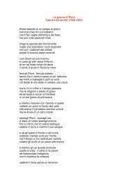 La guerra di Piero Fabrizio De André (1940-1999) Dormi sepolto in ...