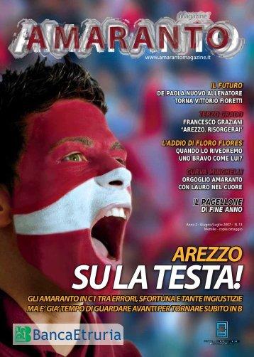 Amaranto magazine giugno/luglio 2007