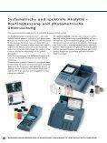 Photometrische Bestimmung pHotoFlex® - WTW.com - Seite 3