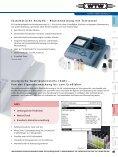 Photometrische Bestimmung pHotoFlex® - WTW.com - Seite 6