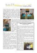 Cronaca Gialloblu Numero 4 - Atletica Castelleone - Page 6