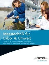WTW Lab Katalog 2012 - WTW.com