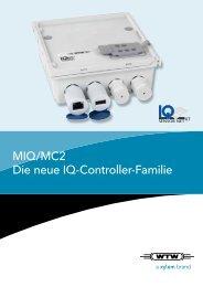 MIQ/MC2 Die neue IQ-Controller-Familie - WTW.com