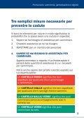 Informazioni sulle cadute per pazienti, familiari e ... - Eastern Health - Page 5