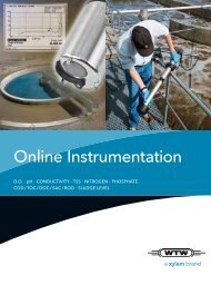 Online Instrumentation - WTW.com