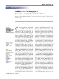 Inflammatory Cardiomyopathy - The Hellenic Journal of Cardiology