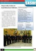Diretoria 2012 – 2014 - sasde - Page 4