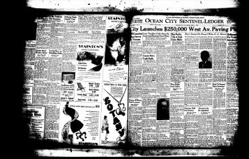 May 1946 - On-Line Newspaper Archives of Ocean City