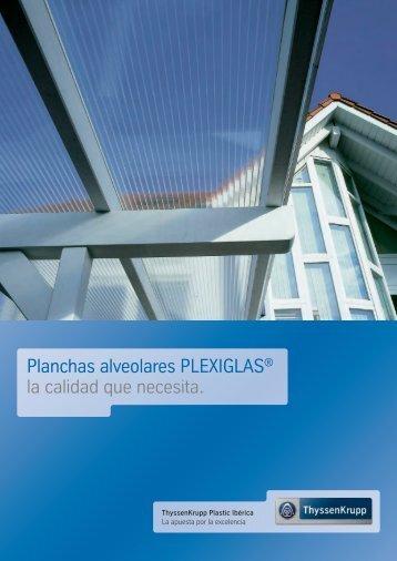 Catálogo Plexiglas - Comercial Techos Calabuig